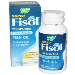 Nature's Way Super Fisol Softgels
