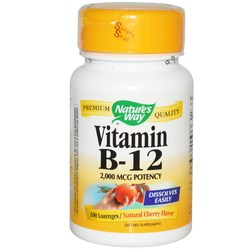 Nature's Way Vitamin B-12
