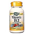 Nature's Way Vitamin B-2 100 mg