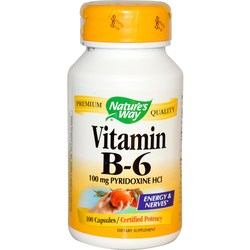 Nature's Way Vitamin B-6