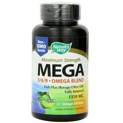 Nature's Way EFAGold MEGA 3-6-9 Omega