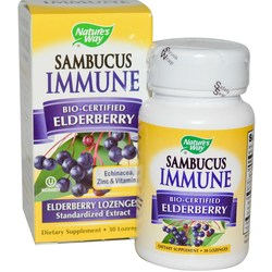 Nature's Way Sambucus Immune Lozenges