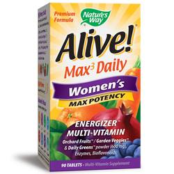 Nature's Way Alive! Women's Max Potency