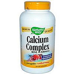 Nature's Way Calcium Complex Bone Formula