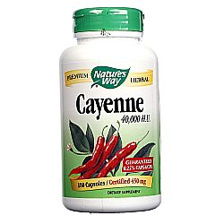 Nature's Way Cayenne 40,000 H.U.