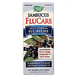 Nature's Way Sambucus FluCare