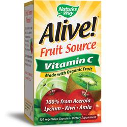 Nature's Way Alive! Fruit Source Vitamin C