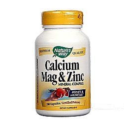 Nature's Way Calcium Mag and Zinc