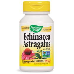 Nature's Way Echinacea Astragalus and Reishi