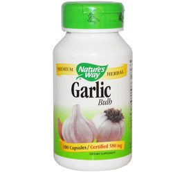Nature's Way Garlic Bulb