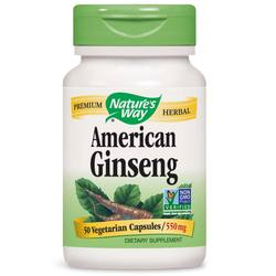 Nature's Way American Ginseng