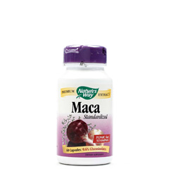 Nature's Way Maca Standardized