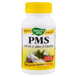 Nature's Way PMS with Vitamin B6