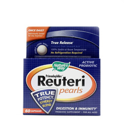 Nature's Way Primadophilus Reuteri Pearls