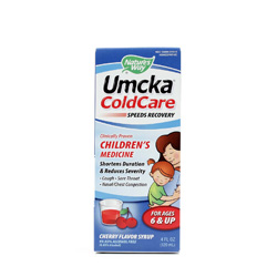 Nature's Way Umcka ColdCare Children's Soothing Syrup