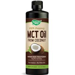 Nature's Way MCT Oil From Coconut