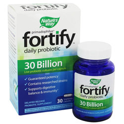 Nature's Way Primadophilus Fortify Daily Probiotic