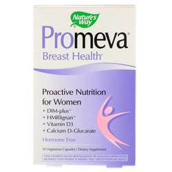 Nature's Way Promeva Breast Health Protection