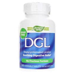 Nature's Way DGL (Sugar Free)
