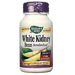 Nature's Way White Kidney Bean Standardized