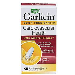 Nature's Way Garlicin Cardiovascular Health