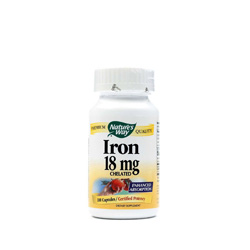 Nature's Way Iron