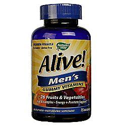 Nature's Way Alive Men's Gummy Vitamins