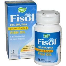 Nature's Way Fisol Fish Oil