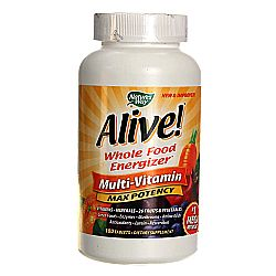 Nature's Way Alive! Max Potency