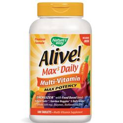 Nature's Way Alive! Multi-Vitamin Max Potency