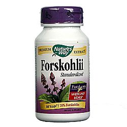 Nature's Way Forskohlii Extract Standardized