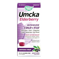 Nature's Way Umcka Elderberry