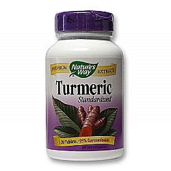 Nature's Way Turmeric Standardized