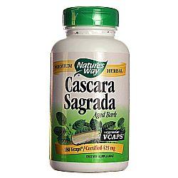 Nature's Way Cascara Sagrada Aged Bark