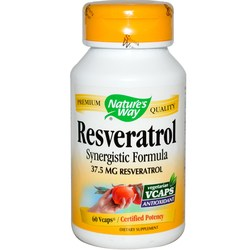 Nature's Way Resveratrol