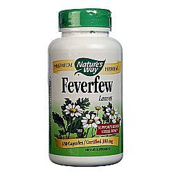 Nature's Way Feverfew