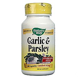 Nature's Way Garlic-Parsley