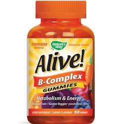 Nature's Way Alive! B-Complex Gummies