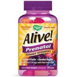 Nature's Way Alive! Prenatal Gummy Vitamins