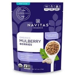 Navitas Naturals Mulberry Berries