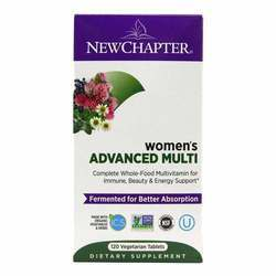 New Chapter Women's Advanced Multi