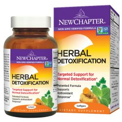 New Chapter Herbal Detoxification