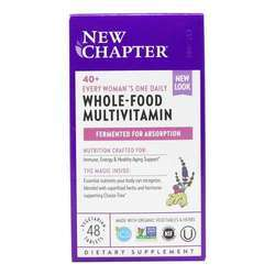 New Chapter Every Woman's 40+ One Daily Whole-Food Multivitamin