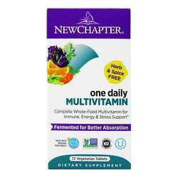 New Chapter One Daily Multivitamin