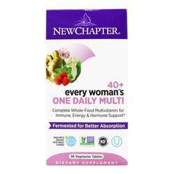 New Chapter Every Woman's 40+ One Daily Multi