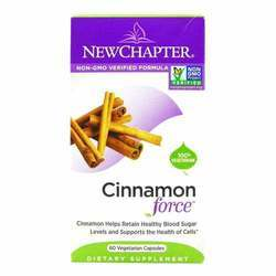 New Chapter Cinnamon Force