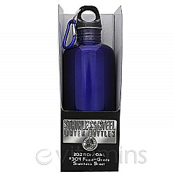 New Wave Enviro Stainless Steel Colored Water Bottle