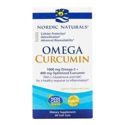 Nordic Naturals Omega Curcumin