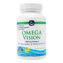 Nordic Naturals Omega Vision 1460 mg