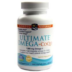 Nordic Naturals Ultimate Omega + CoQ10
